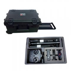 Пластиковый кейс с колесами и ручкой Skymec Case M2620-R-M для Ronin-M