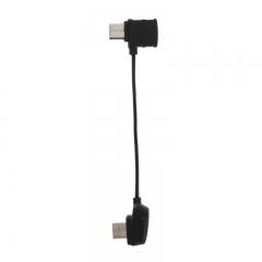 DJI Кабель Mavic RC Cable Standard Micro USB connector (Part3)