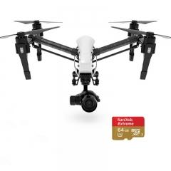Квадрокоптер DJI Inspire 1 Pro X5 + карта на 64 ГБ