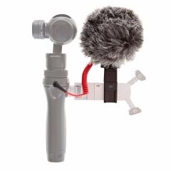 Микрофон с быстросъемным креплением DJI RODE VideoMicro & OSMO 360 Quick Release Mic Mount (Part45)